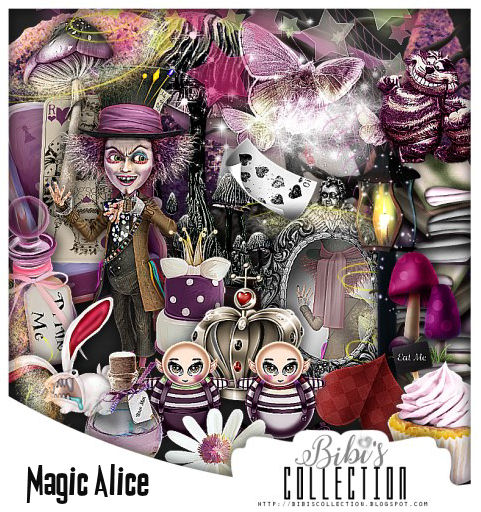 MAGIC ALICE
